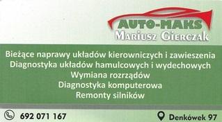 Reklama AutoMaks