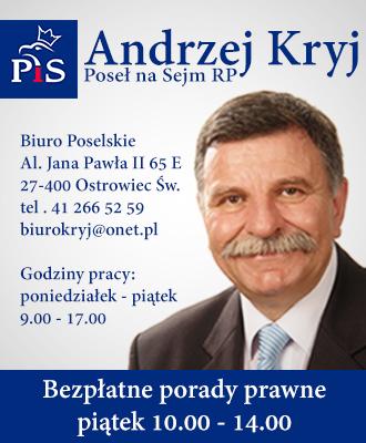 Biuro Poselskie Andrzej Kryj