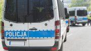 Radiowóz policyjny Bus