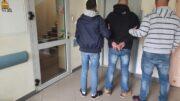 Zatrzymany przez policję złodziej